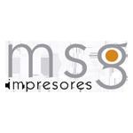 Impresores Msg Logo